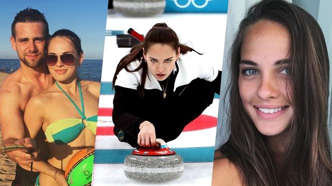 Nữ VĐV gây sốt ở Olympic mùa Đông 2018 vì quá xinh đẹp