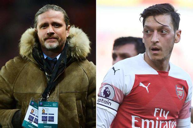 Arsenal, phao thu, mesut oezil, lịch thi dau arsenal, xem truc tiep arsenal, Emmanuel Petit