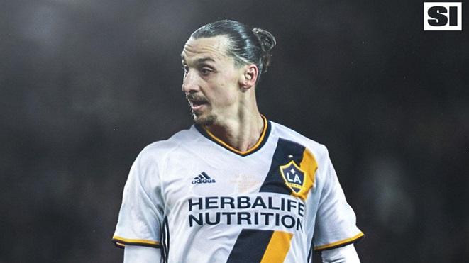 Ibrahimovic bị Bailly 'đuổi khéo' khi công khai tờ thông báo gia nhập LA Galaxy