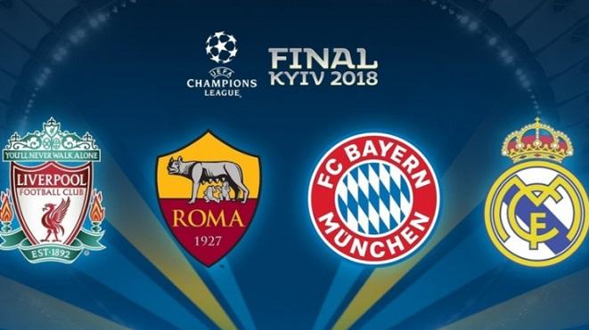 Trực tiếp bốc thăm bán kết Champions League. Link xem trực tiếp bốc thăm Cúp C1