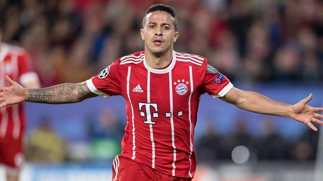 Man City mạnh càng thêm mạnh nếu mua được Thiago Alcantara