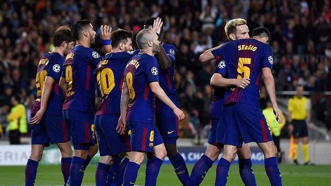 'Chỉ Barca mới khiến đối thủ phản lưới nhà nhiều đến vậy'