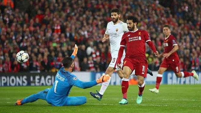 Steven Gerrard: 'Mohamed Salah là cầu thủ hay nhất thế giới lúc này'