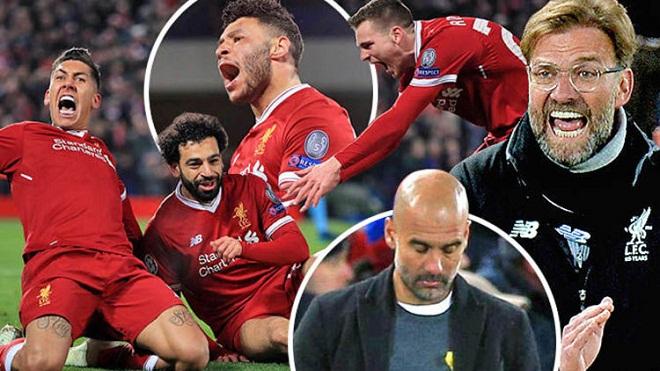 Chính sự tự phụ của Pep đã khiến Man City thảm bại trước Liverpool