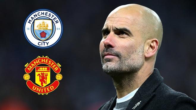Pep Guardiola tuyên bố Man City sẽ tiếp M.U bằng đội hình... dự bị