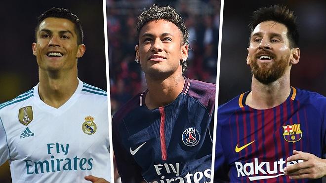 CẬP NHẬT tối 14/4: 'Messi, Neymar và Ronaldo không thể cùng chung đội'. Salah và De Bruyne tranh giải thưởng của PFA