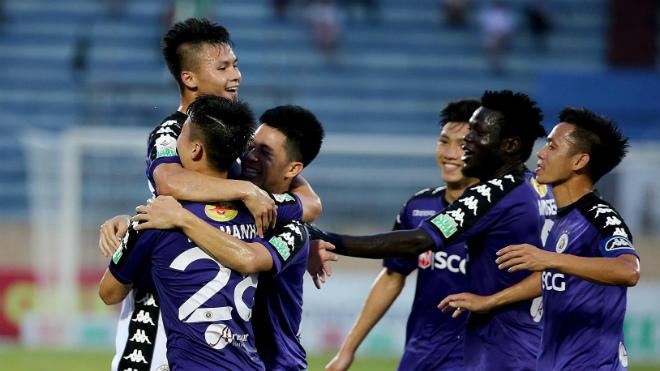 Hà Nội FC 4-3 FLC Thanh Hóa: Quang Hải tỏa sáng, HN thắng trận đấu tuyệt hay
