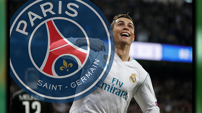 PSG thông báo mua Ronaldo với giá 150 triệu, Real Madrid sẵn sàng bán