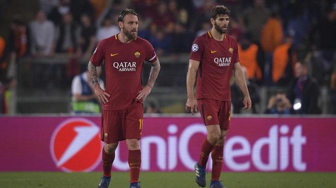 'Ngưỡng mộ tinh thần Roma. Thêm vài phút thôi, họ sẽ lọt vào Chung kết'