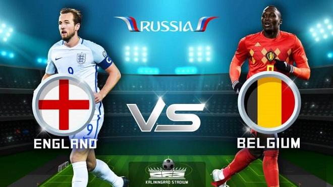 Vì sao trận Anh và Bỉ có thể tạo ra 'cơn mưa' thẻ phạt?