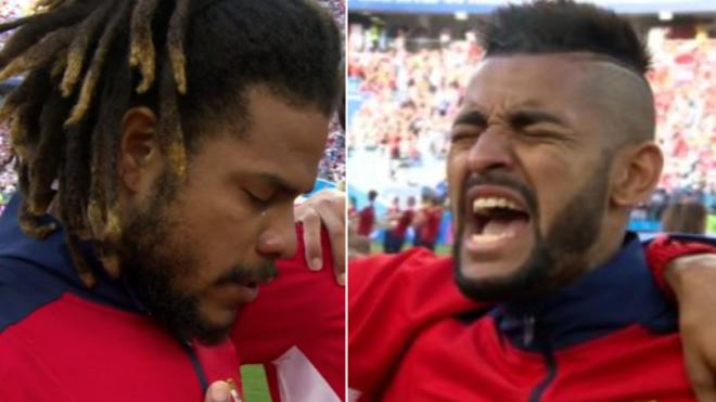 Góc Anh Ngọc: Khi nước mắt rơi trong tiếng hát quốc ca