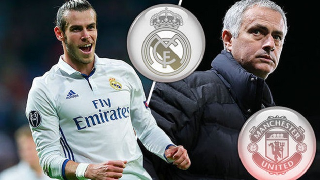 CHUYỂN NHƯỢNG M.U 13/6: Mourinho hứa giúp Bale giành QBV. HLV mới của Real cực thích De Gea