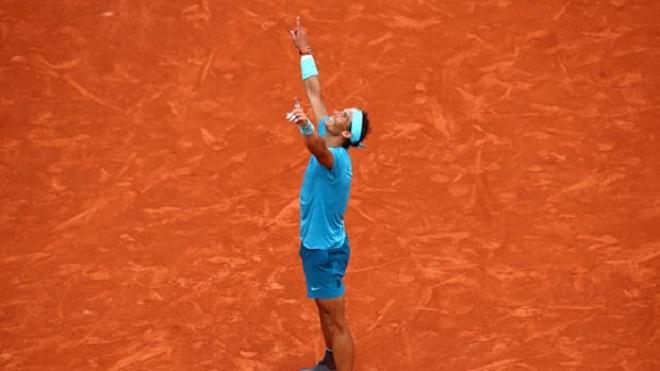 Cả thế giới chúc mừng Nadal vì danh hiệu Roland Garros thứ 11