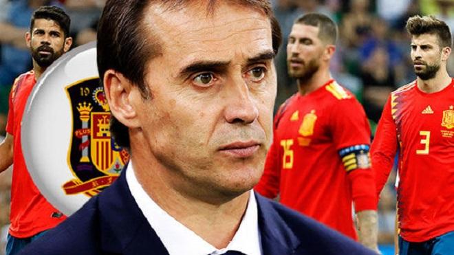 19 giờ hỗn loạn và điên rồ ở tuyển Tây Ban Nha: Pique bị nghi mật báo khiến Lopetegui bị sa thải!