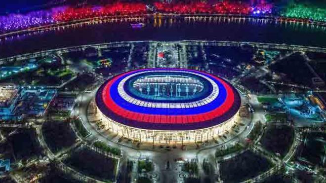 Xem trực tiếp khai mạc World Cup 2018, trực tiếp Nga vs Saudi Arabia