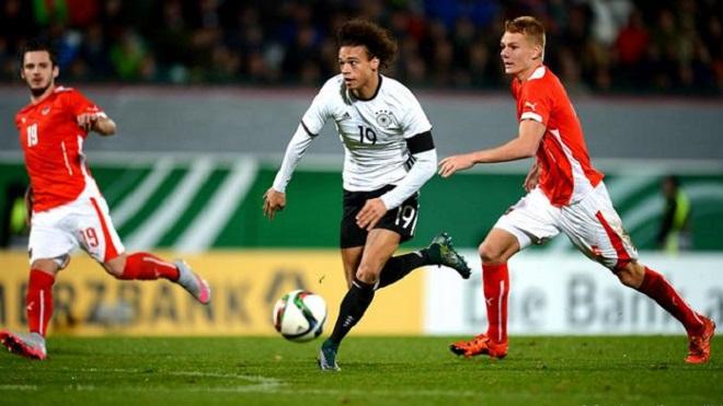 SỐC: Leroy Sane bị loại khỏi danh sách tham dự World Cup 2018 của ĐT Đức