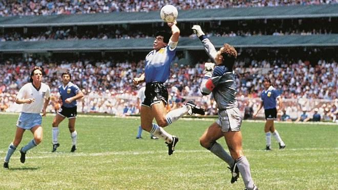 10 scandal rúng động lịch sử World Cup