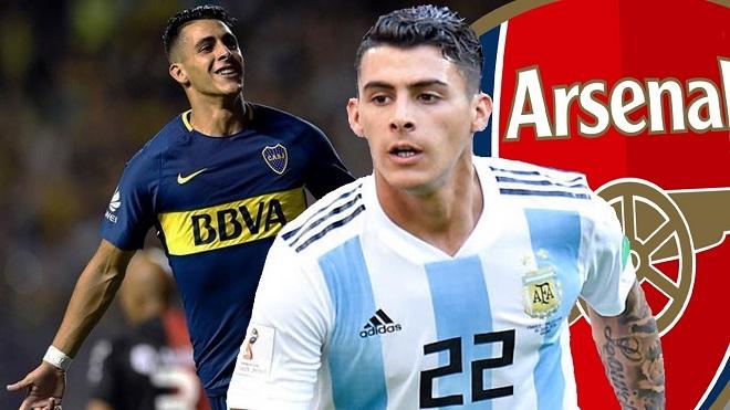 Mục tiêu chuyển nhượng của Arsenal: Pavard, Pavon và N'Zonzi