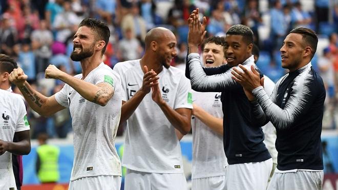 Góc chiến thuật: Pháp biến hóa đa dạng, là ứng viên số 1 cho chức vô địch
