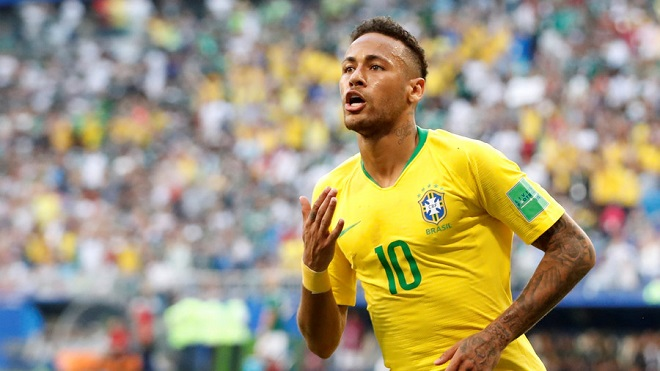 Neymar được hứa thưởng... một mảnh đất ở Nga nếu lập hat-trick vào lưới Bỉ