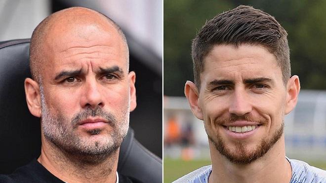 Pep Guardiola: ''Jorginho sẽ mắc sai lầm nếu gia nhập Man City''