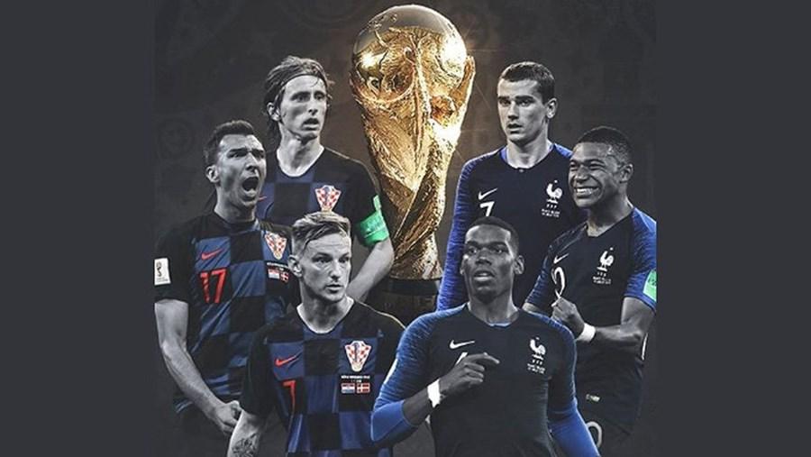 Trực tiếp trận Pháp vs Croatia, xem trực tiếp Pháp vs Croatia, link trực tiếp Pháp vs Croatia, trực tiếp VTV6, trực tiếp VTV2.