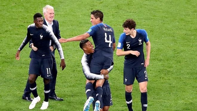 Pháp thắng Bỉ, CĐV tuyên bố 'Anh và Croatia không có cơ hội nào thắng Pháp cả'