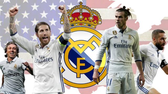 Lịch thi đấu giao hữu Hè 2018 của Real Madrid, xem trực tiếp Real Madrid, lịch đá giao hữu của Real Madrid, Real Madrid, trực tiếp Real Madrid giao hữu.