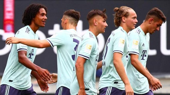Video clip highlights Juventus 2-0 Bayern Munich