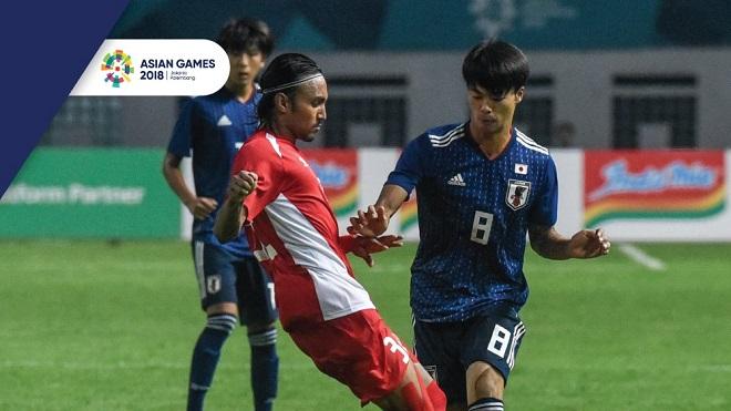 MỔ BĂNG: Xem lại cách U23 Nhật Bản hạ U23 Nepal