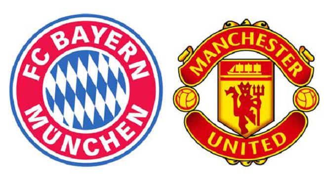 Link xem trực tiếp Bayern Munich vs M.U (01h15, 6/8)