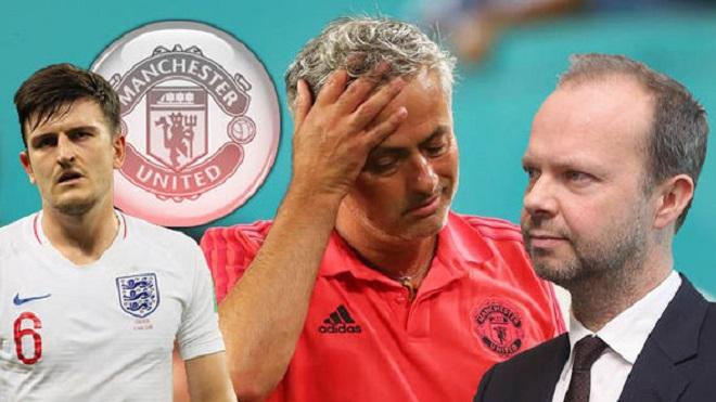 MU: Lộ bằng chứng cho thấy mối quan hệ căng thẳng của Mourinho với Ed Woodward