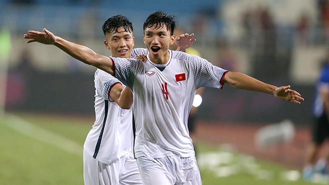 VOV, VTC, VTC3. Lộ diện đội hình U23 Việt Nam ở trận tranh HCĐ với U23 UAE
