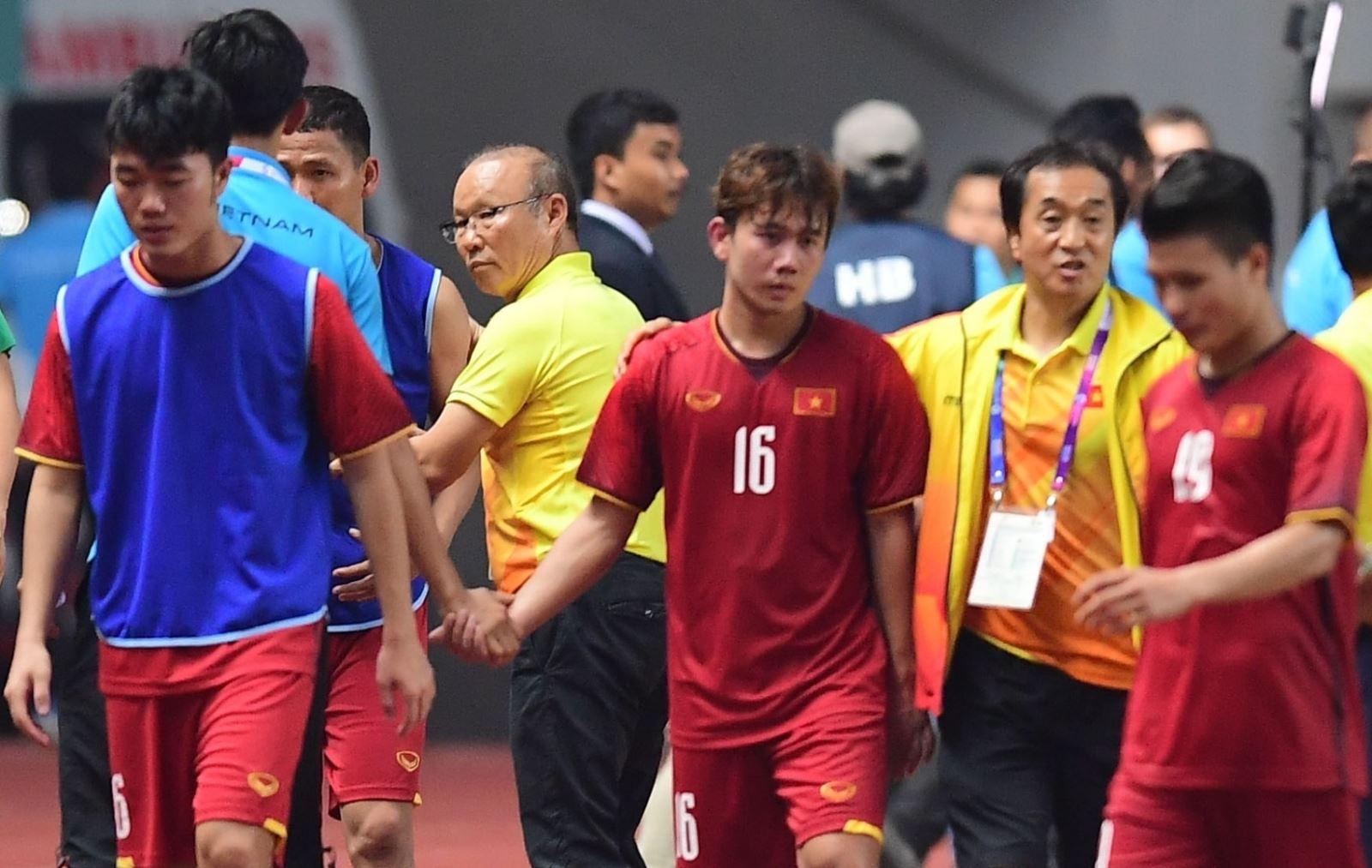 Trực tiếp VTC3.VTC.VOV.Báo Indonesia khâm phục U23 Việt Nam, xấu hổ vì đội nhà