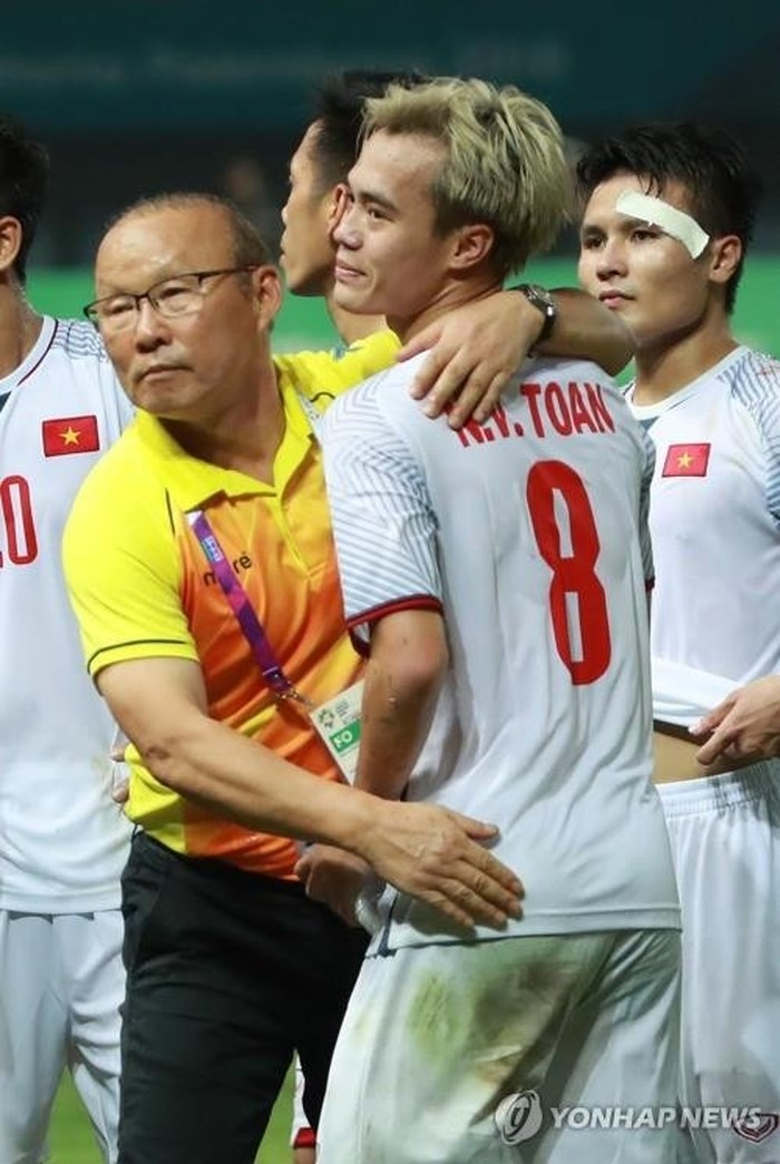 Thắng 'ông lớn' như cơm bữa, sức mạnh lớn nhất của U23 Việt Nam là đây
