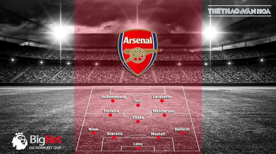 Soi kèo trận Arsenal vs Manchester City (22h ngày 12/8)