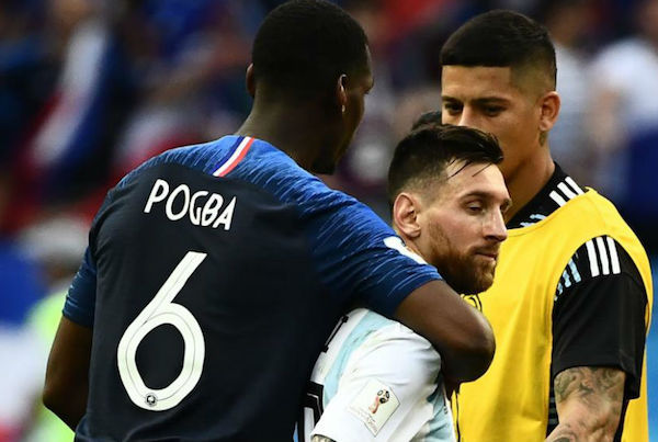 CẬP NHẬT tin tối 9/8: Messi gọi điện rủ Pogba sang Barca. Mourinho nói điều cực sốc trước khi TTCN đóng cửa