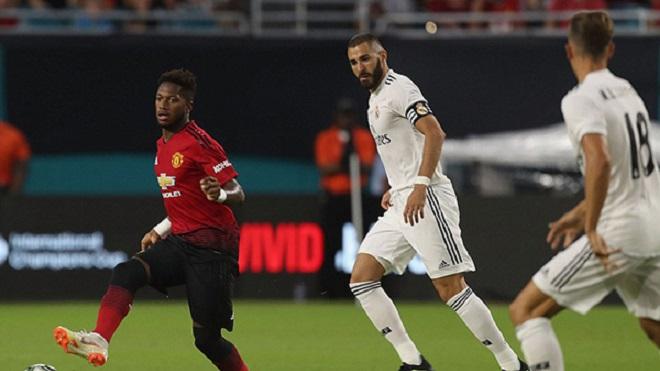 Thấy gì từ màn trình diễn của Fred trong trận thắng Real Madrid?