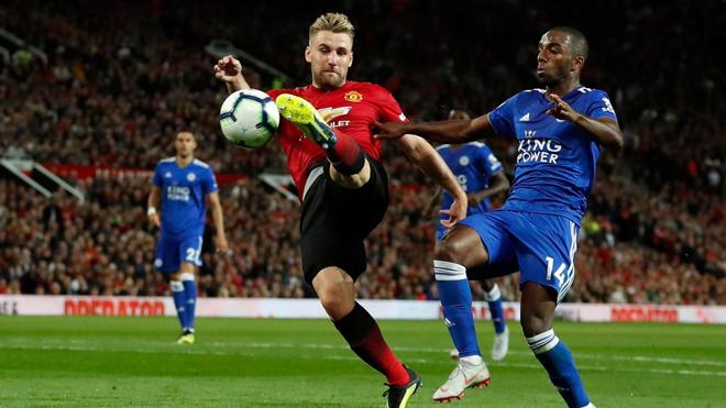 Video clip bàn thắng M.U 2-1 Leicester: Pogba và Luke Shaw mang về 3 điểm cho