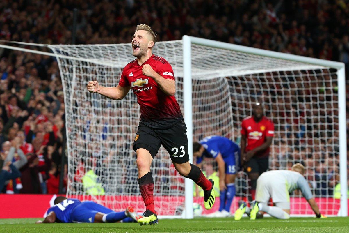 ĐIỂM NHẤN M.U 2-1 Leicester: Pogba là Captain Marvel. Luke Shaw khiến Mourinho mỉm cười