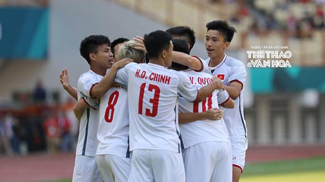HLV Park có quá nhiều quân bài chiến lược. U23 Việt Nam ngày càng đáng gờm