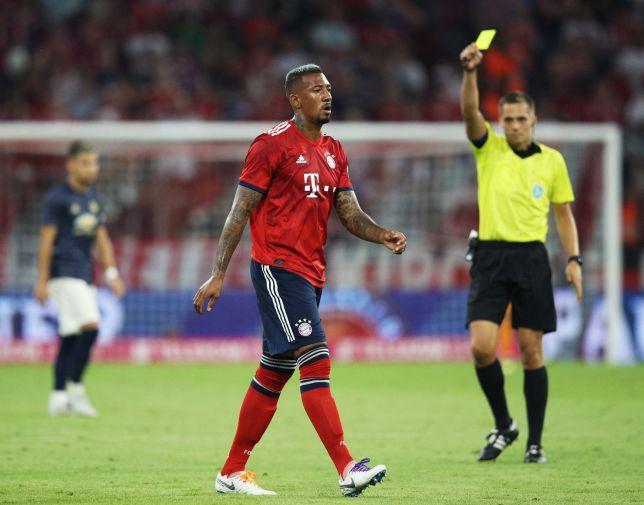 NÓNG: Arsenal tranh giành Jerome Boateng với M.U