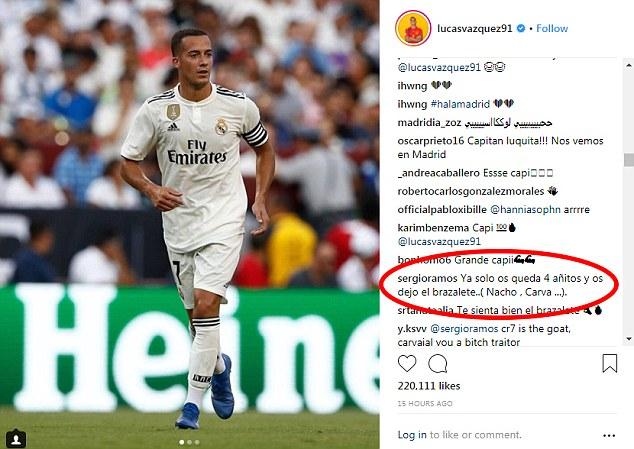 CHUYỂN NHƯỢNG: Sergio Ramos hé lộ ngày rời Real Madrid khiến fan lo lắng