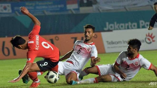 CHÍNH THỨC: U23 Việt Nam gặp U23 Bahrain ở vòng 1/8 ASIAD 2018