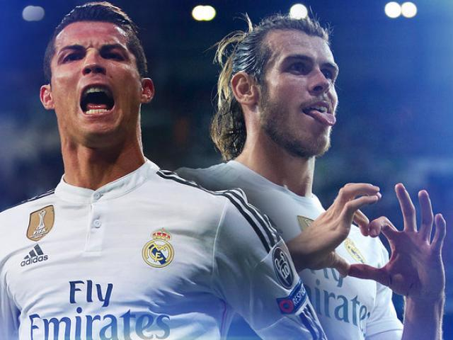 Thoát khỏi cái bóng của Ronaldo, Bale giờ là nhân vật chính ở Bernabeu