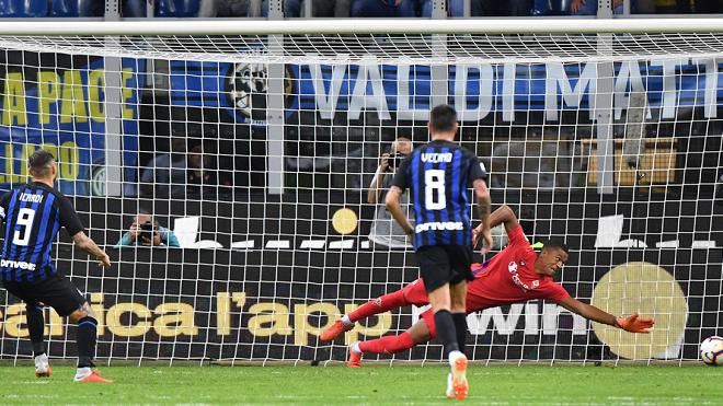 Inter thắng trận thứ 3 trong 7 ngày: Thêm một lần nữa, Inter