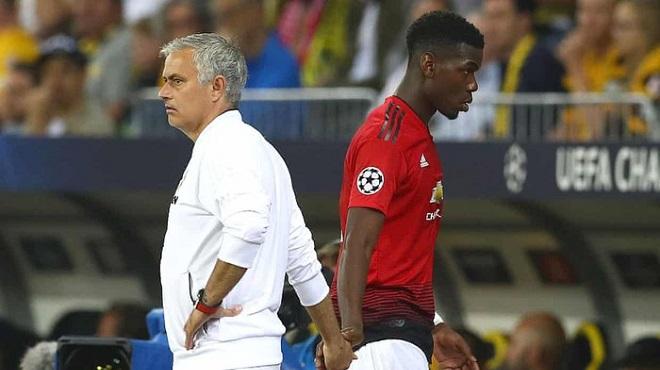 'Pogba và Mourinho có thể cùng rời M.U vào năm sau'