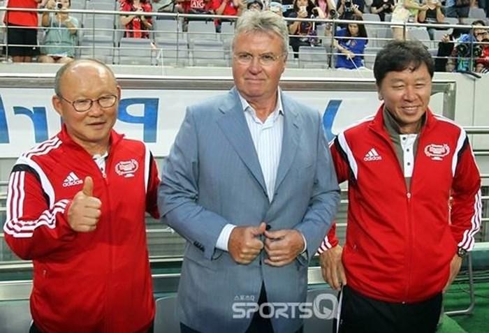 Guus Hiddink đối mặt với nhiệm vụ nặng nề sau khi trở thành HLV U21 Trung Quốc