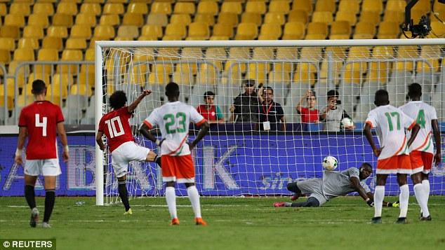 Salah: Lập cú đúp, thực hiện 2 kiến tạo và đá hỏng 2 quả phạt đền trước Nigeria