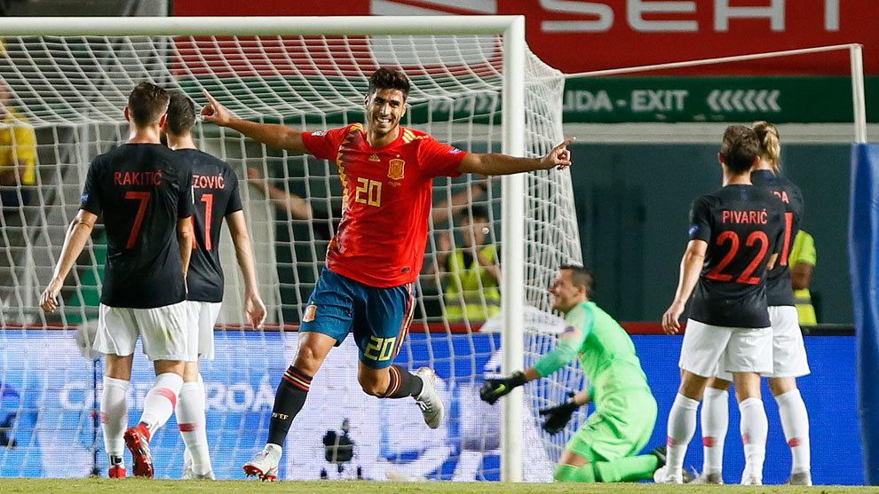 Tây Ban Nha 6-0 Croatia: Marco Asensio tỏa sáng với hat-trick kiến tạo, Tây Ban Nha nghiền nát á quân thế giới